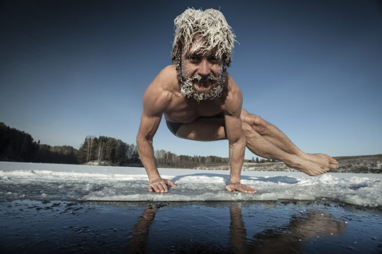 Yogaleicht_Winter_Eis_Asana